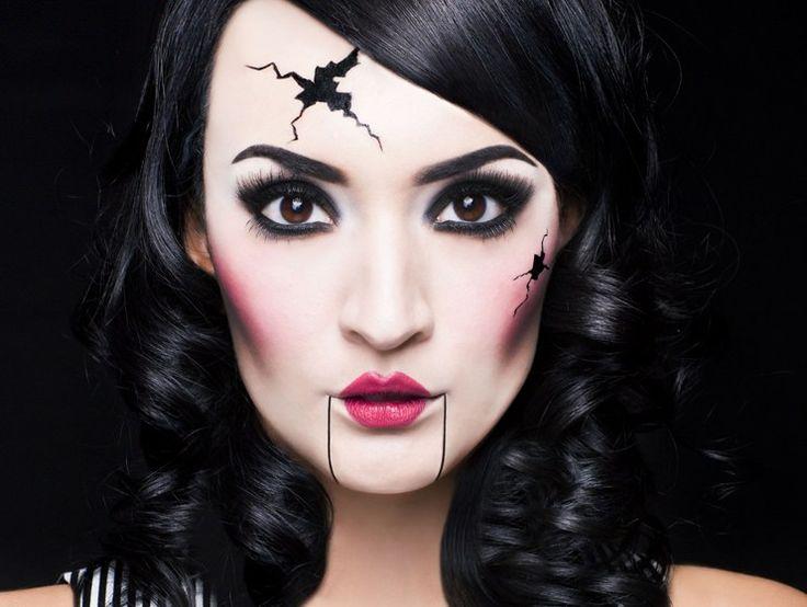 13 best Halloween images on Pinterest | Halloween make up ...