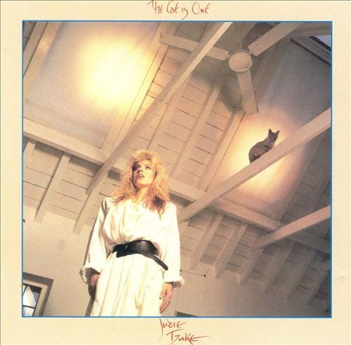Judie Tzuke - Th...X Album Cover