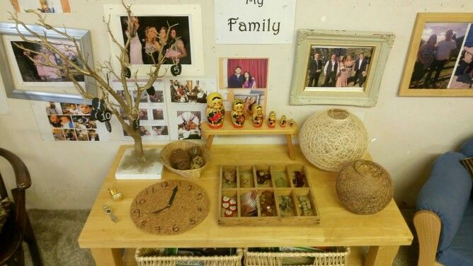 Maths provocation at Chadwell Pre-school