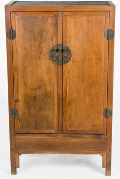 Antique Chinese Armoire Cabinet asian dressers chests and bedroom armoires