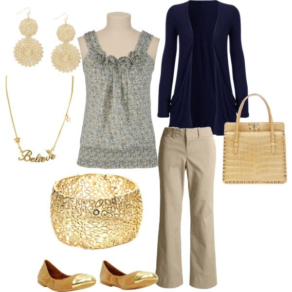 conservative work!, created by kristen-harmens-armstrong on Polyvore