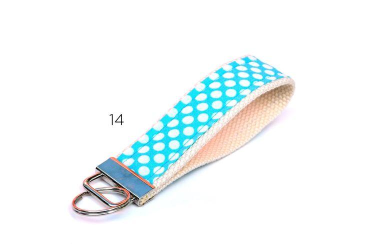 Designer Fabric Keychain Wristlet | New Spring Styles! | Jane