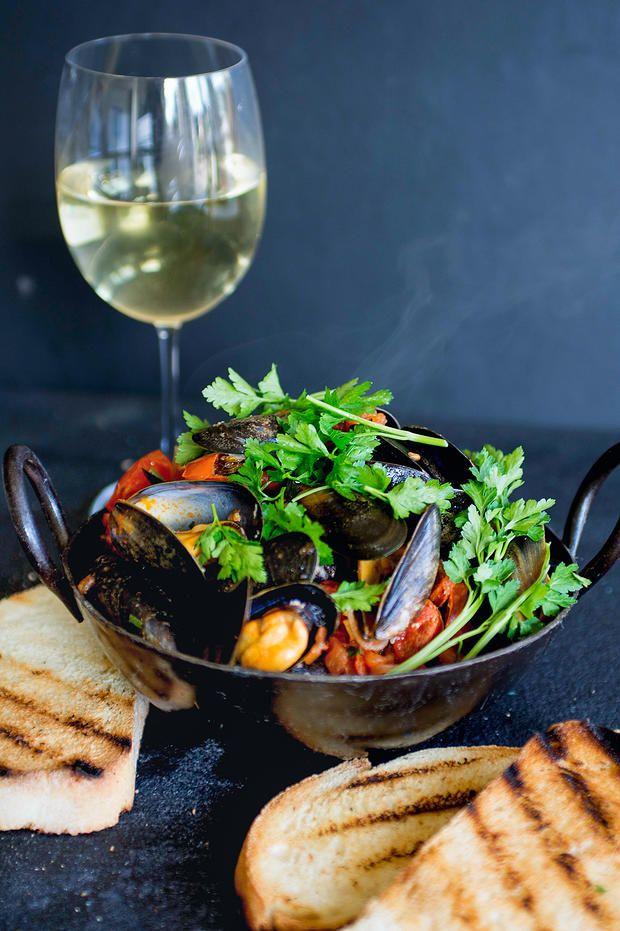 Chilli & Chorizo Mussels