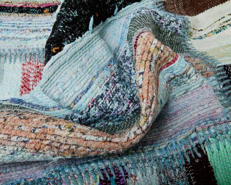 tkaniny-handwoven-szczegóły-Sukhi-tureckie-dywany-abstrakcyjne