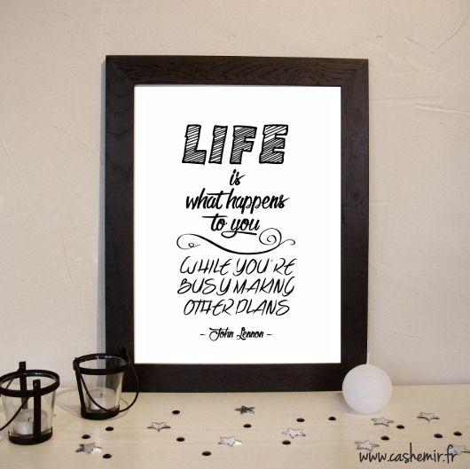 17 meilleures citations de salle de bains sur pinterest for Poster pour salle de bain