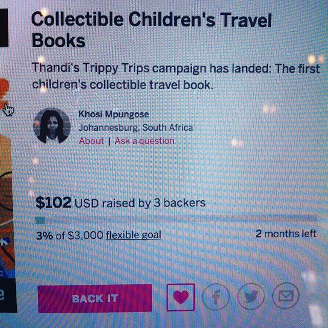 $102 in contributions already. Thanks for the much needed support on http://igg.me/at/ttt-campaign . #crowdfunding #design #thandistrippytrips #book #designbooks #perks #indiegogo #backers