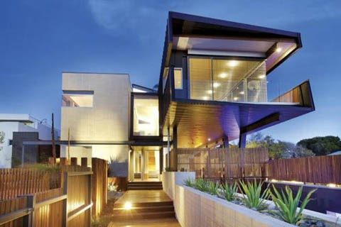 coronet grove residence in the beaumaris suburb of melbourne