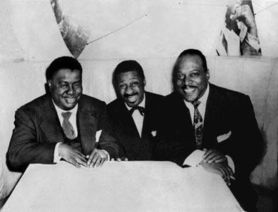 Art Tatum, Erroll Garner and Count Basie