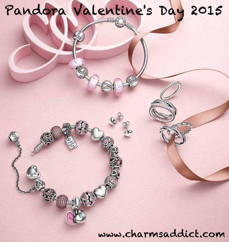 charms pandora saint valentin valentines day 2015