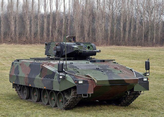 Tank photo German Bundeswehr Puma IFV