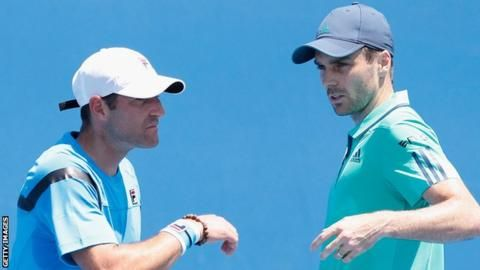 Scot Colin Fleming eyes Olympic doubles place with Dom Inglot