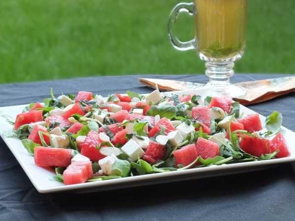 Kolejne doskonałe połączenie smaków, którego nigdy nie mam dość.... Lato w pełni więc gorąco polecam! SKŁADNIKI (proporcje dowolne - kto ...