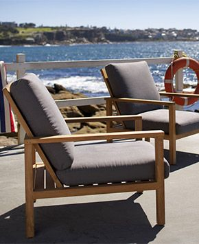 Eco Outdoor - Furniture - Dining Chairs, Stools + Benches - Burleigh