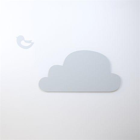 Sne Design, Magneetbord, Uncloud, Grey Schilderijen Inrichtingsdetails Kinderkamers online bij Lekmer.nl