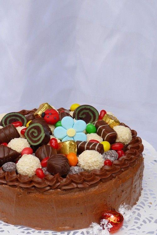 Szeretem a csokoládét torta