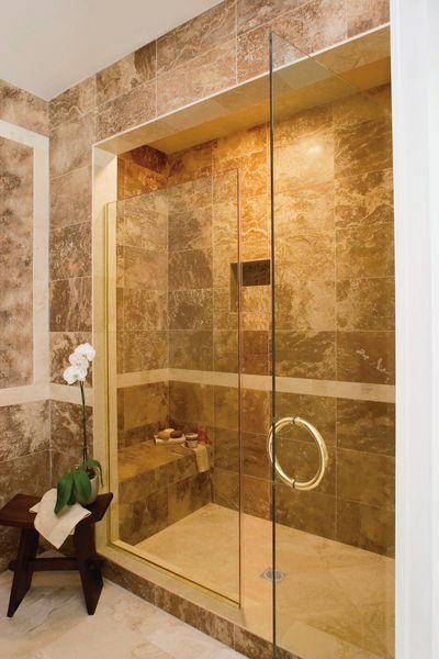 Azulejos para baño modernos: piezas ceramicas para baños donde el ...