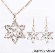 Bijuterii sultana crystal star http://www.bijuteriifrumoase.ro/cumpara/bijuterii-sultana-crystal-star-668