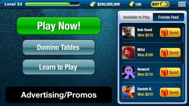 #DominoParty Cross Platform Game