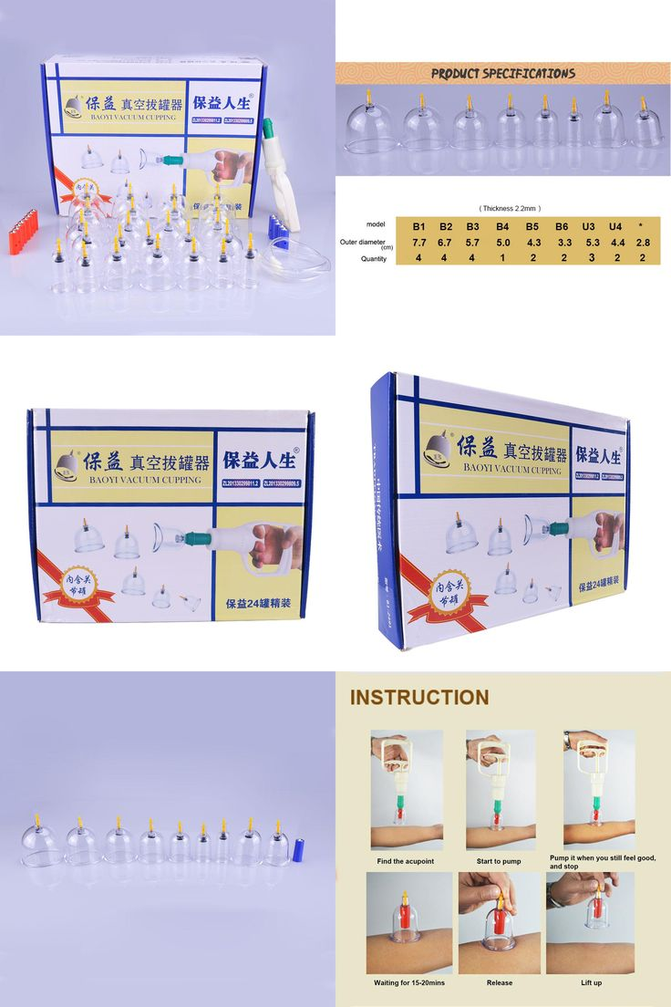 [Visit to Buy] 24PCS Thickened Massage Cupping Silicone Chinese Vacuum Massage Cupping Therapy Suction Cup Anti-Cellulite Set Kit 8 SIZE BY07 #Advertisement