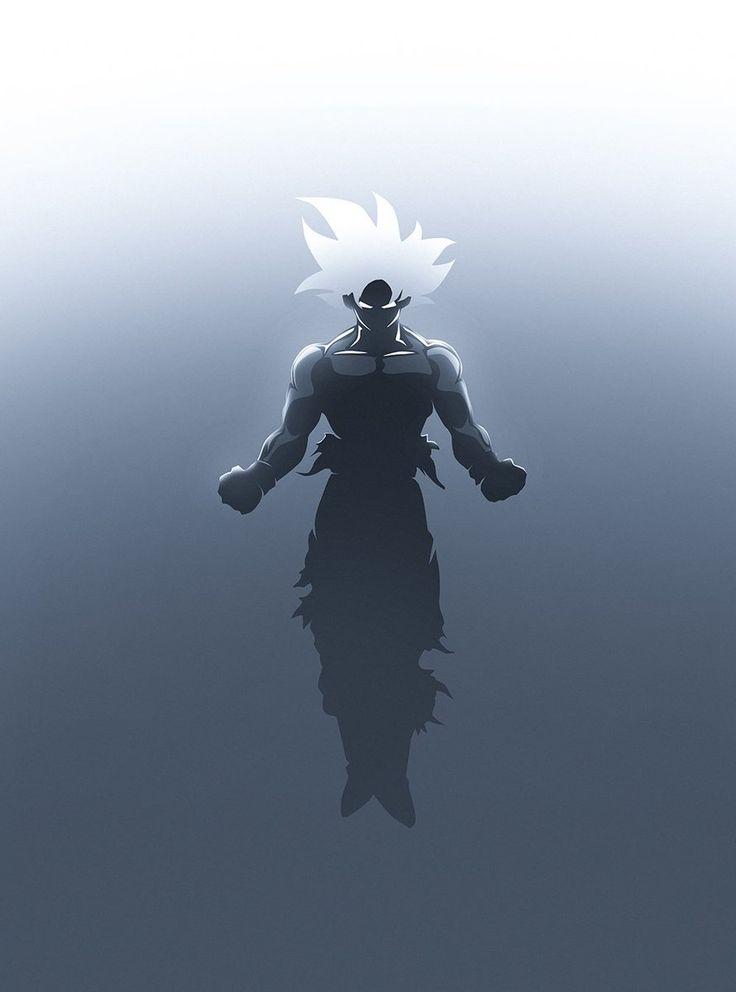 Mastered Ultra Instinct - Goku Blanco!