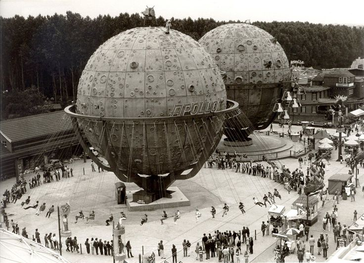 Themepark Slagharen 1970s