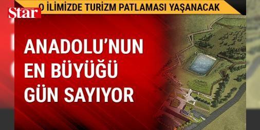 Tarihi Hitit Barajı için gün sayılıyor: Orman ve Su İşleri Bakanı Veysel Eroğlu, Hitit Barajı ve çevresindeki düzenlemelerin yüzde 65'lik kısmının tamamlanmasına ilişkin,  İlklerin bakanlığı olarak, sadece Türkiye'nin değil dünya tarihi için de önemli mirasların gelecek nesillere aktarımı için çalışmalarımız sürecek.  dedi. Orman ve Su İşleri Bakanlığı, çağının en büyük devleti olan Hitit İmparatorluğu'ndan kalan tarihi mirasın gelecek nesillere aktarımı için çalışmalarını sürdürüyor…