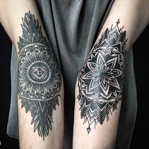 André Cast usa muita tinta preta e técnicas como pontilhismo para criar impressionantes tatuagens contemporâneas em blackwork. Confira sua entrevista!
