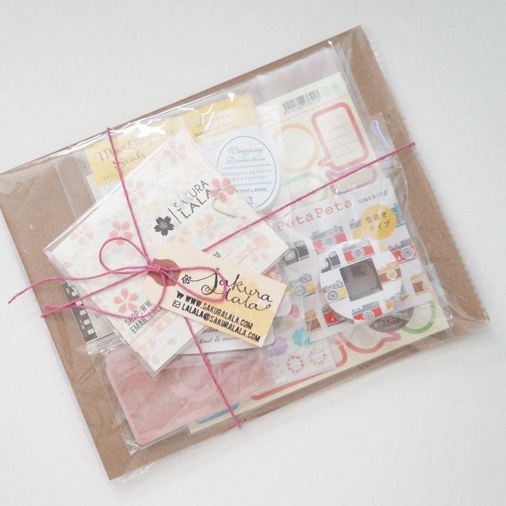 Happy Mail from Sakura Lala