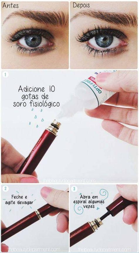 Dicas simples, mas eficazes que ajudam a economizar na hora de usar e reutilizar produtos de beleza.