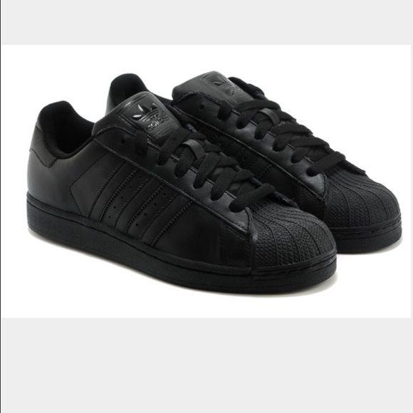 1d04eccf784d Buy superstar adidas all black   OFF50% Discounted