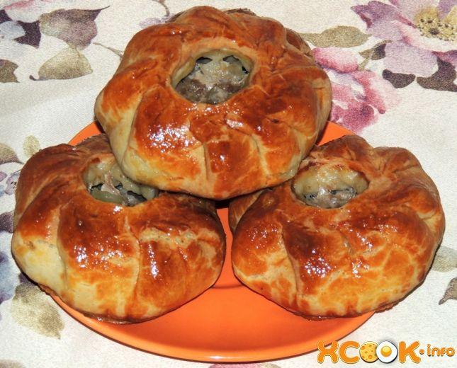 как приготовить татарские пирожки вак балиш