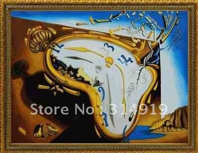 Оптовая 100% ручная роспись музей качество картины маслом, дали картина маслом Африканского Сафари Кадр