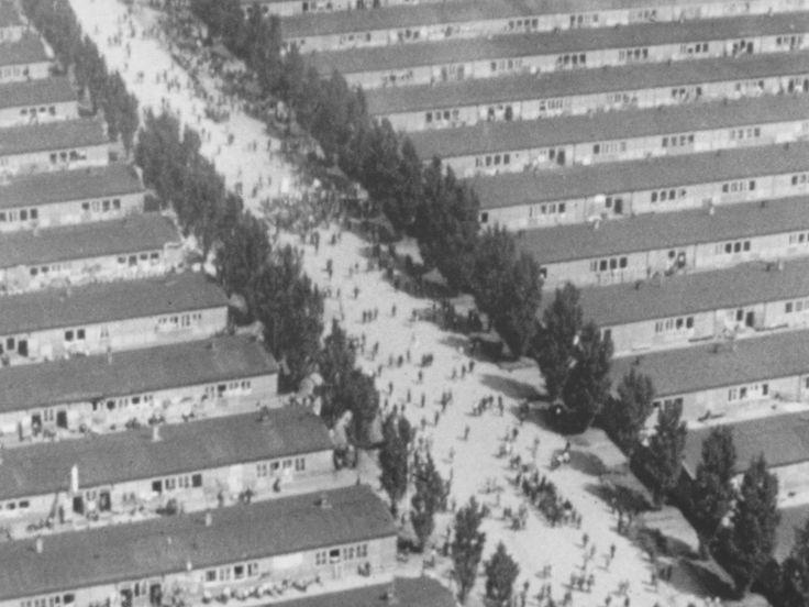 Keskitysleirit olivat isoja ja niissä monet ihmiset saivat surmansa.