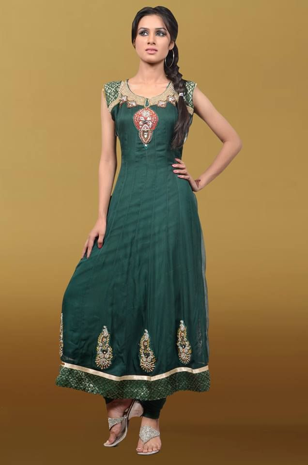 Maysoon Winter Dresses 2014-15 for Females