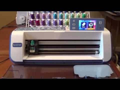 Create complex designs with scanncut youtube · brothers cutbrother scanncut2vinyl