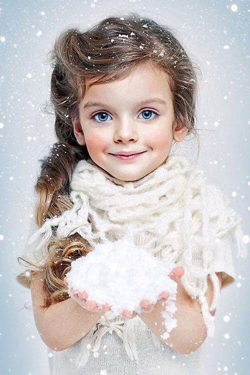 precious child… winter