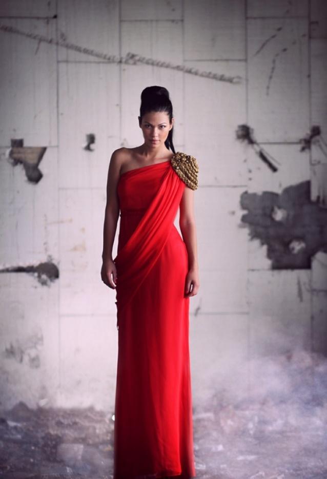 maria dress by Denis Predescu  Buy it: http://shop.inspirare.com/items/maria-dress