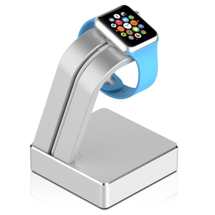 Apple Watch Stand, JETech® Aluminium Apple Watch Ladestation Lade  Stehen/Station/Dock