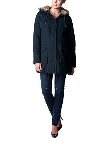 #Noppies #Damen #Parka #Umstands #Jacke #Jacket #Ariah, #Gr. #34…