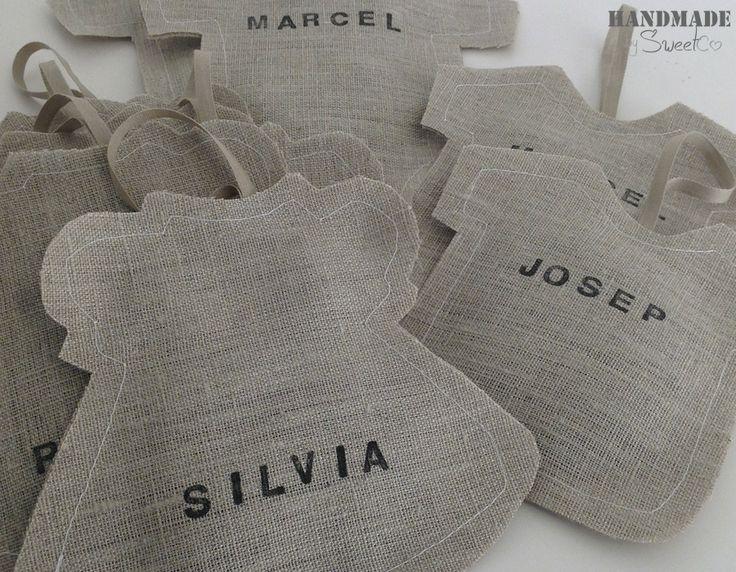 #Bolsas con lavanda #personalizadas y con diversas siluetas