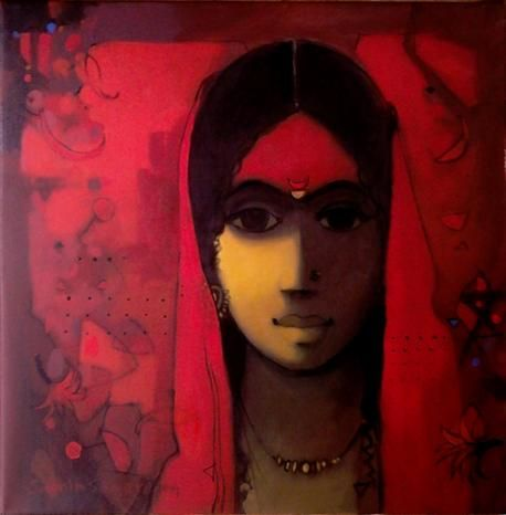 """New artwork added on IndianArtCollectors.com! """"Untitled _1"""" by Sachin Sagare Acrylic On Canvas, Size(inches): 20X20 See more artworks by Sachin Sagare at: http://www.indianartcollectors.com/artist/SachinSagare"""