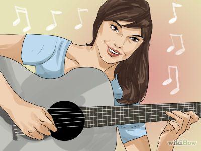 Wie man Einen Song schreiben -- via wikiHow.com