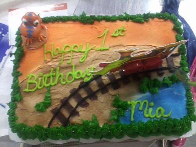 Cakes Cake Toppers Dinosaurs Trains Forward Dinosaur Train Topper