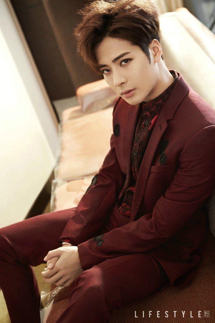 Jackson Wang on LIFESTYLE 022017