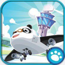 Leuke educatieve app voor kinderen om de vlieghaven te ontdekken. Lees over de app op mijn website.