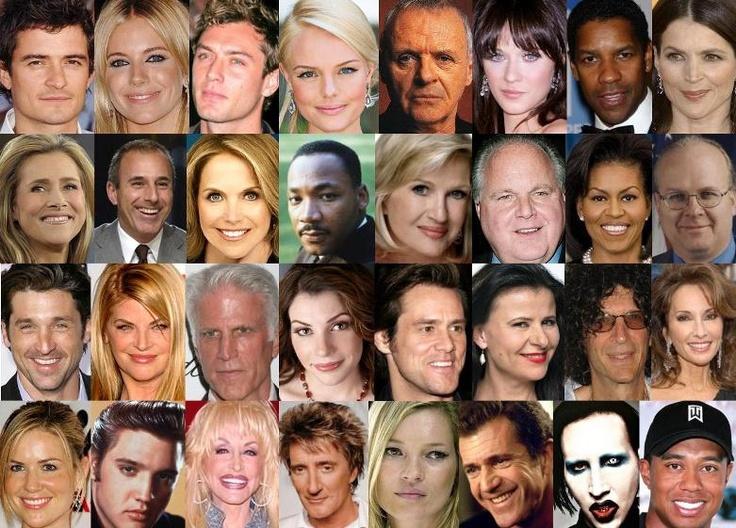 Celebrity Astro Databank - Celebrity Horoscope