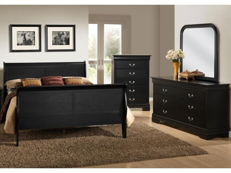 Lifestyle C5934 Queen Bed, Dresser and Mirror - Royal Furniture - Bedroom Groups