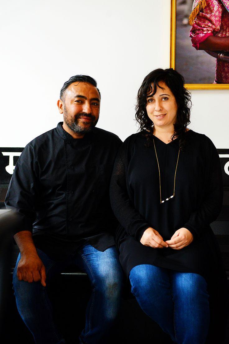Jessi and Jennifer Singh of Babu Ji, New York. Profile by Dani Valent