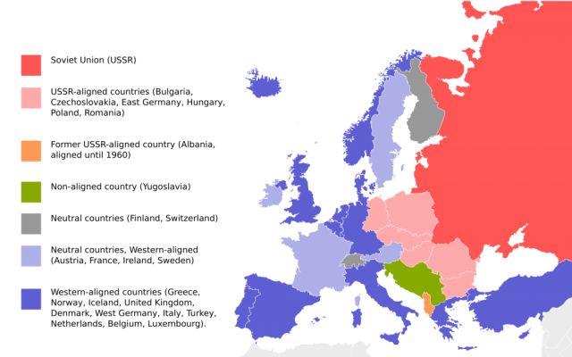 """Non esiste l'Europa orientale? E se l'Europa orientale non esistesse? E' difficile immaginare collettivamente il significato di Europa orientale, dato che la percezione dei confini di questa """"regione"""" variano da persona a persona. #europaorientale #esteuropa #europa"""