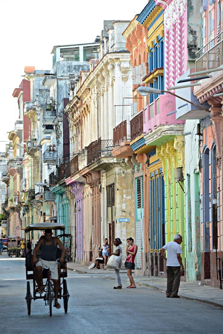 Street Life - Havana, Cuba.